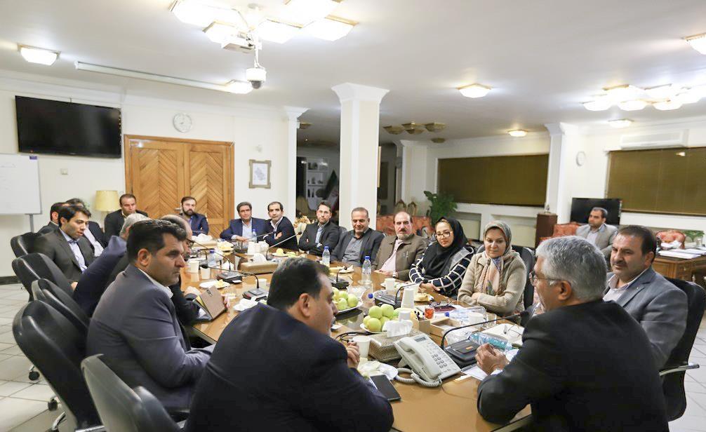 اسماعیل تبادار استاندار فارس در دیدار با اعضای شورای اسلامی شهر شیراز