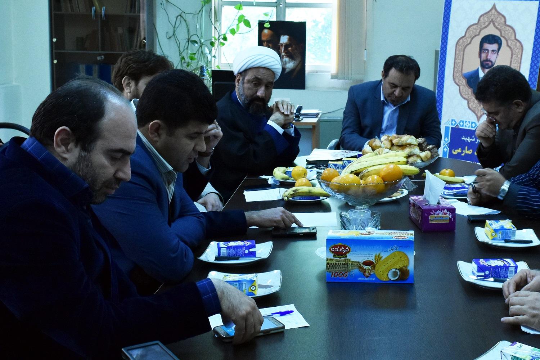 دیدار استاندار با خانه مطبوعات لرستان