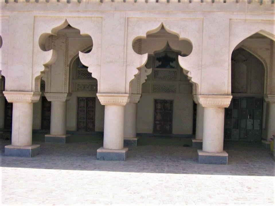 مسجد افغان در بندرلنگه