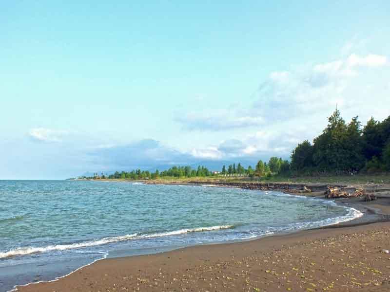 سواحل دریای گیلان