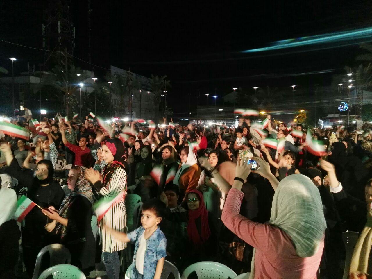 پخش بازی ایران و مراکش