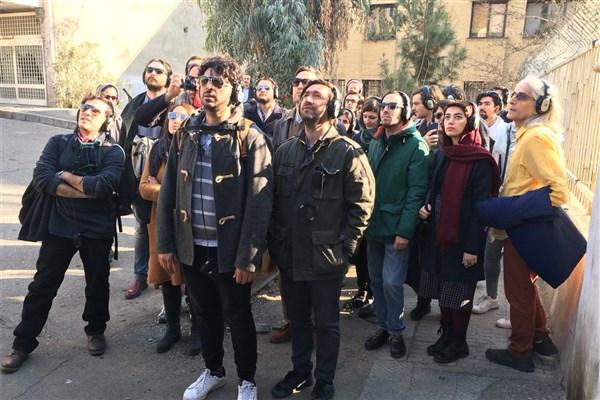 نمایش ریموت تهران