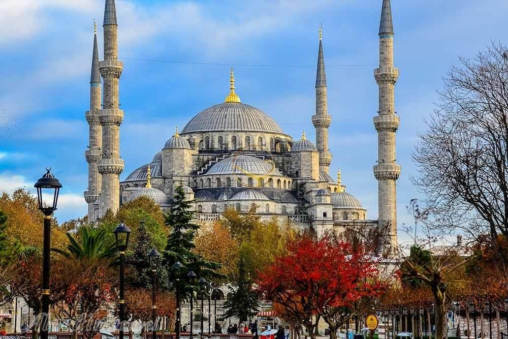 ایا صوفیه در استانبول، ترکیه
