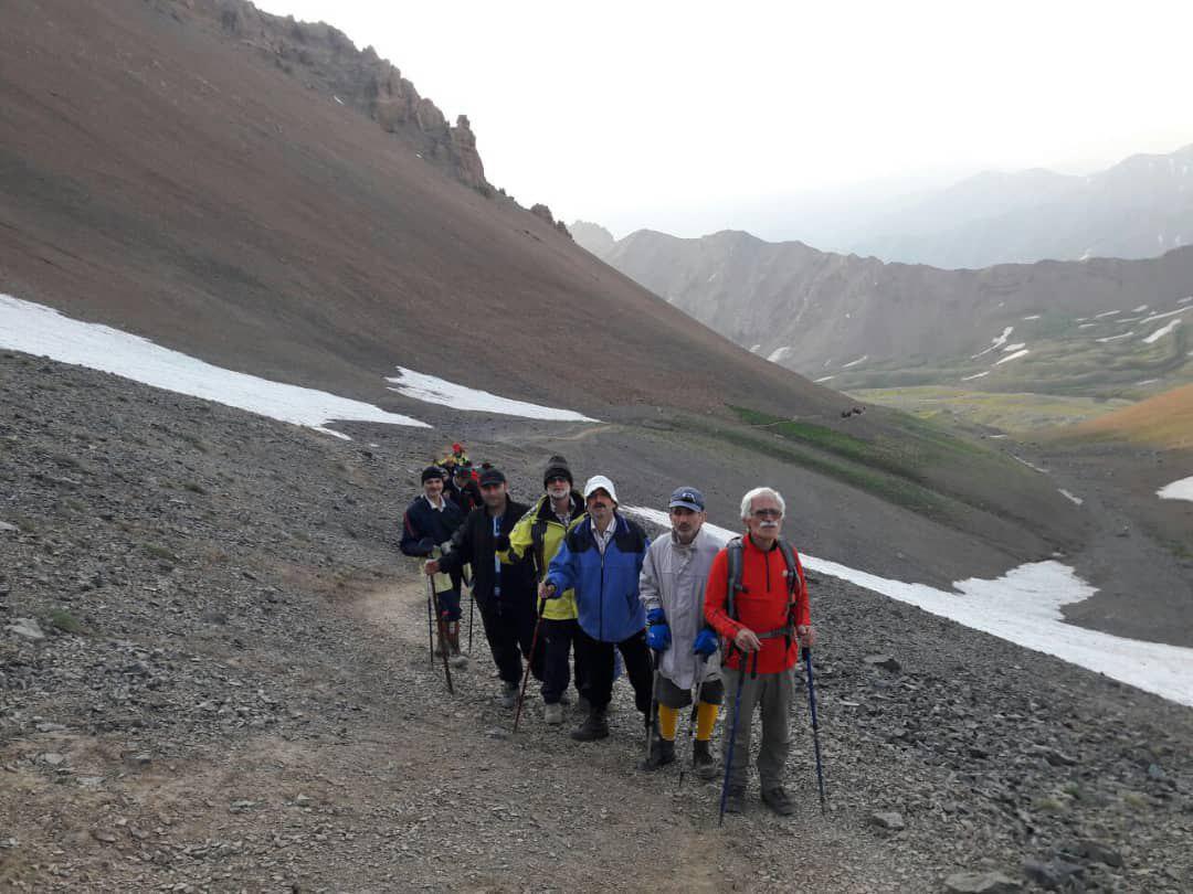 گروه کوهنوردی دانشگاه آزاد واحد رشت