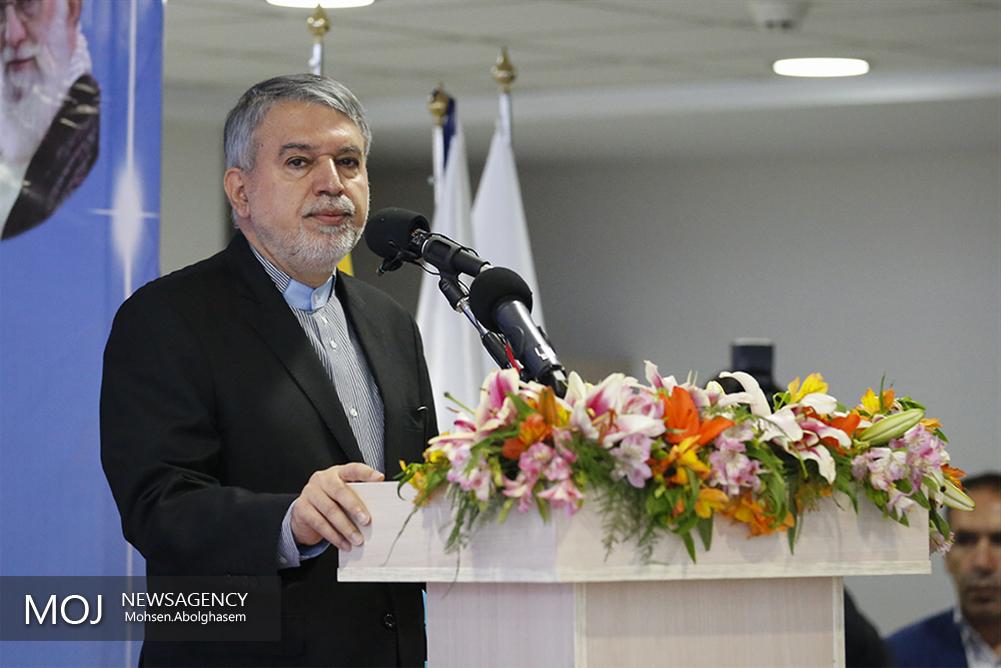 رضا صالحی امیری وزیر  فرهنگ و ارشاد اسلامی
