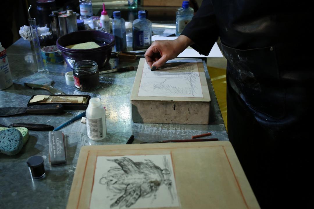 چاپ دستی