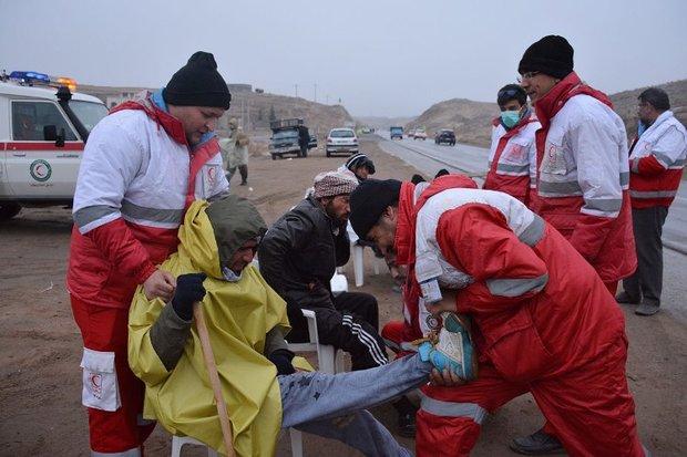 اجرای طرح امداد و نجات نوروزی در خراسان رضوی