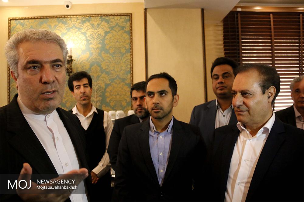 سفر رییس سازمان میراث فرهنگی به اصفهان