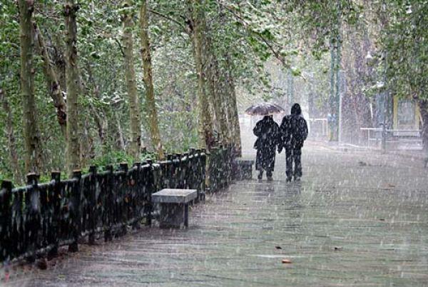 رشد 29 درصدی بارش های کرمانشاه در مقایسه با سال گذشته