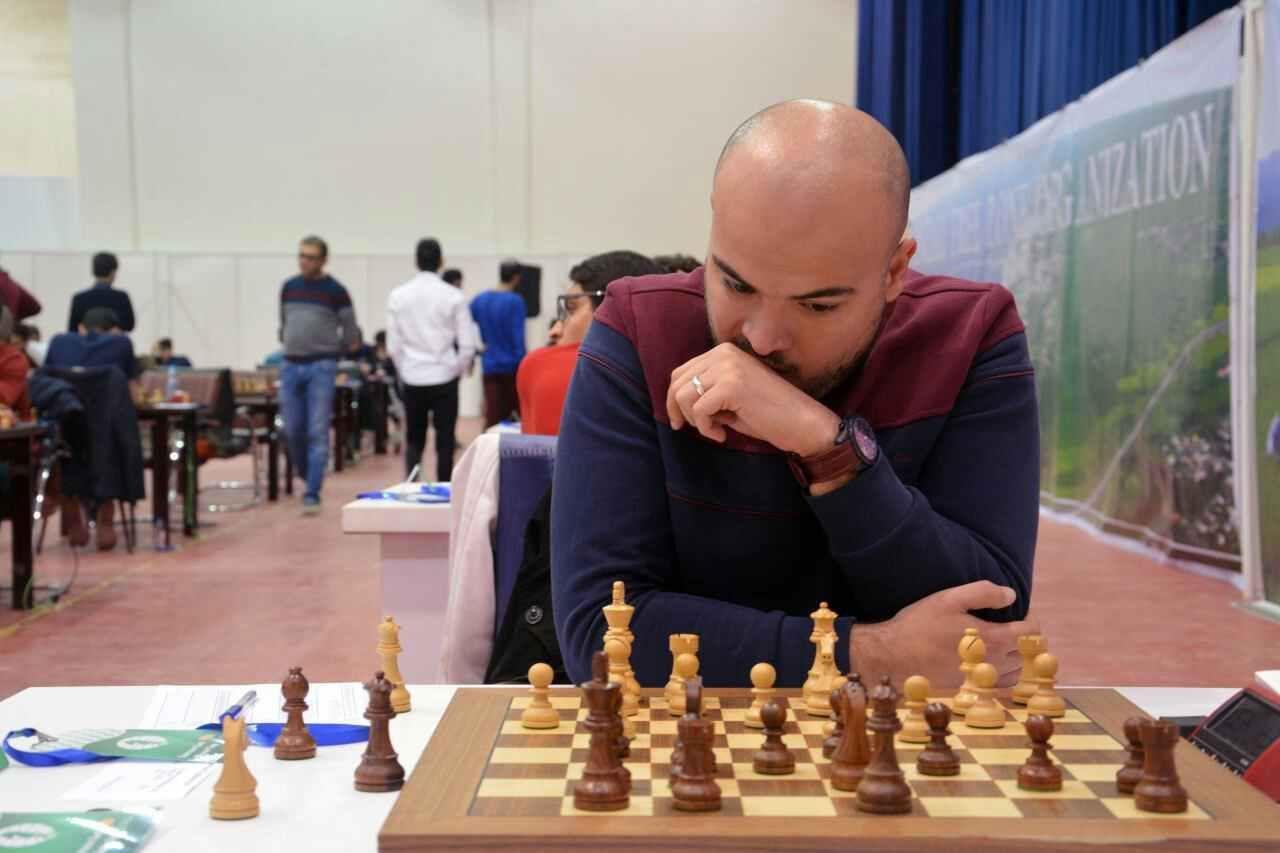 شطرنج جام خزر منطقه