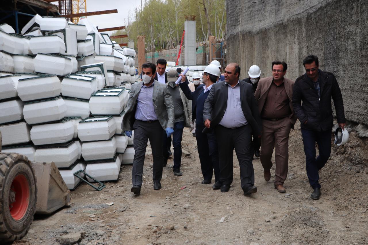 پروژه آزادگان مشهد