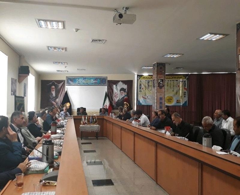 مدیر کل حفظ آثار و نشر ارزشهای دفاع مقدس فارس