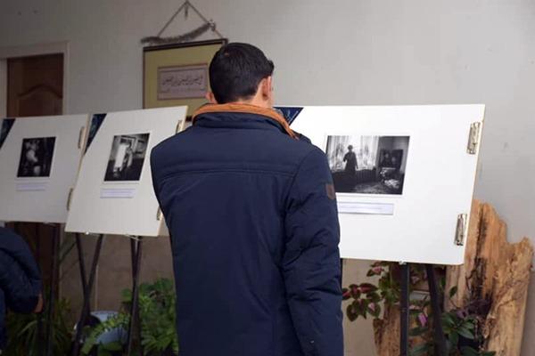 فاطمه بهبودی - نمایشگاه عکس مادران انتظار