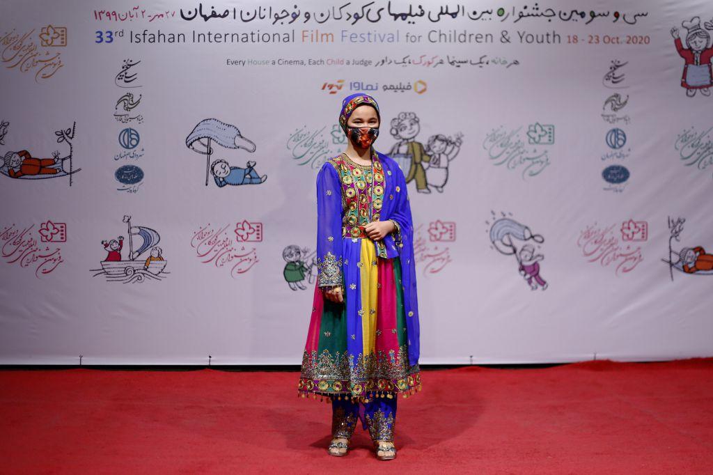 شمیلا شیرزاد در جشنواره فیلم کودک و نوجوان33
