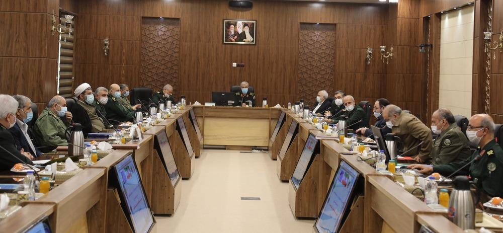 جلسه شورای سیاستگذاری همایش بین المللی1