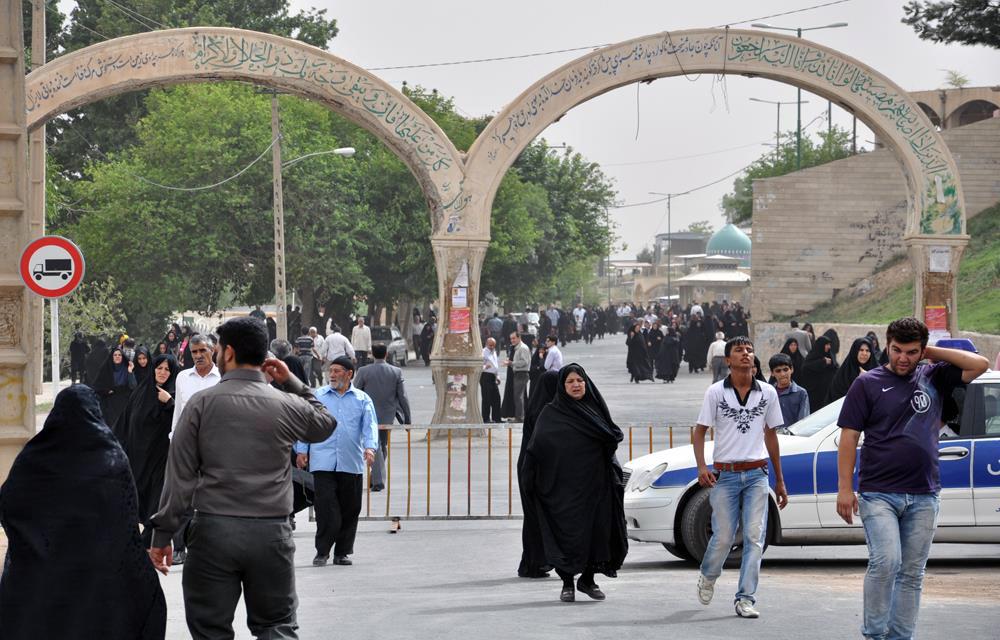 راه جدید آرامستان خرم آباد