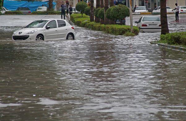 بندرعباس - باران