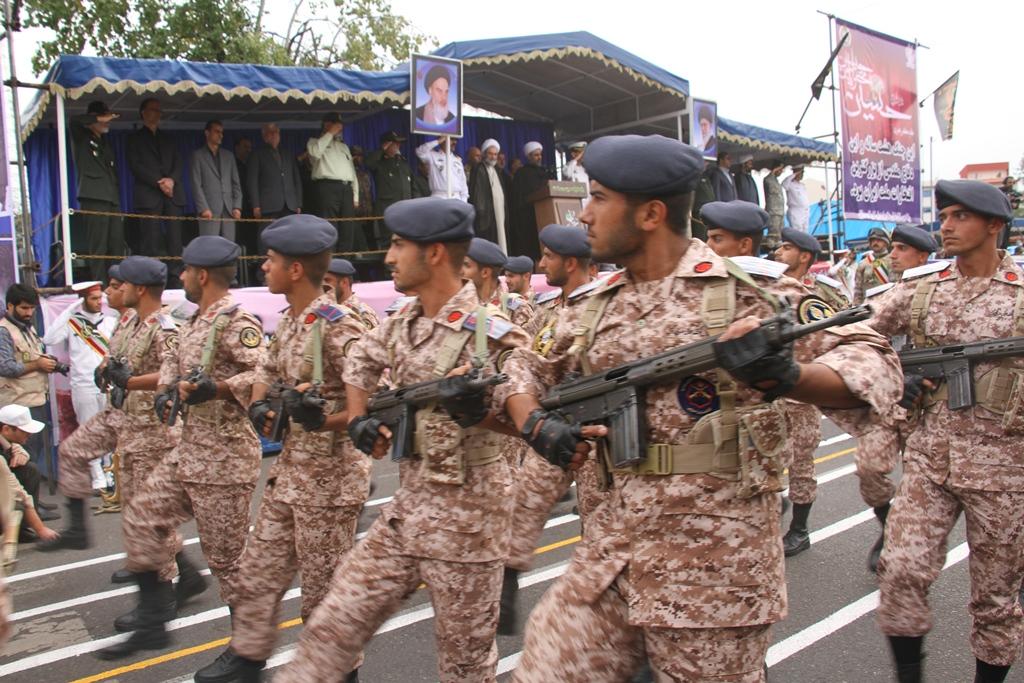 رشت-رژه +نیروهای+ مسلح