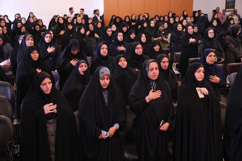 همایش+ زن مسلمان