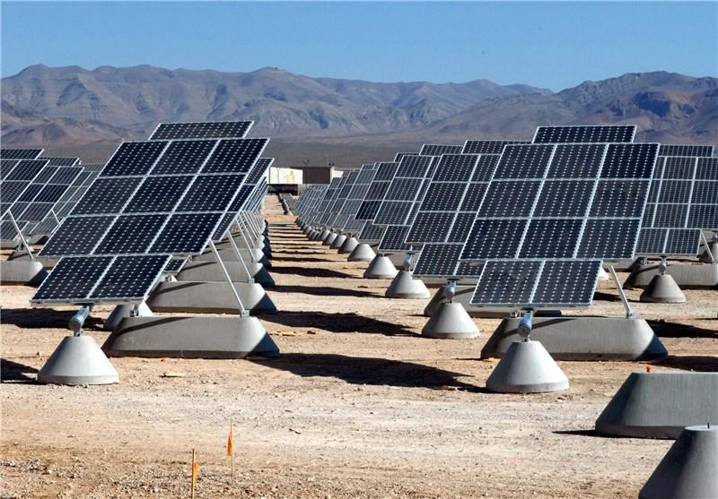 نیروگاه خورشیدی کشور
