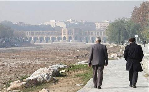 اصفهان هوای الوده