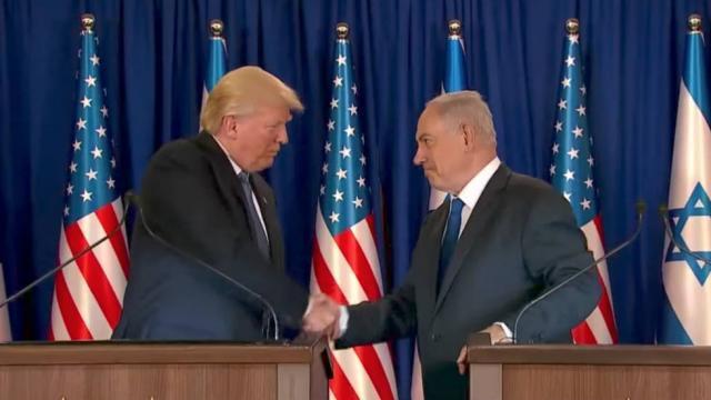 افتتاح سفارت آمریکا در قدس