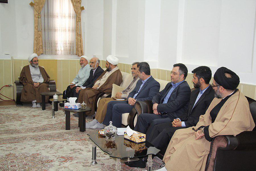 ایت الله فلاحتی در جمع دانشگاهیان