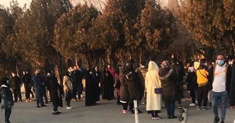 هنروران سریال زیر خاکی در انتظار شهرک سینمایی غزالی