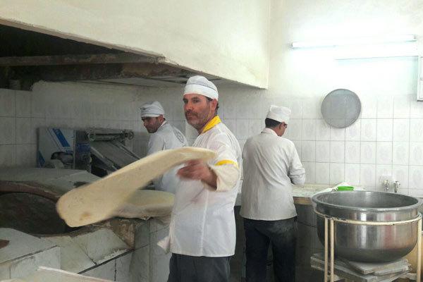 خبازی در کرمانشاه