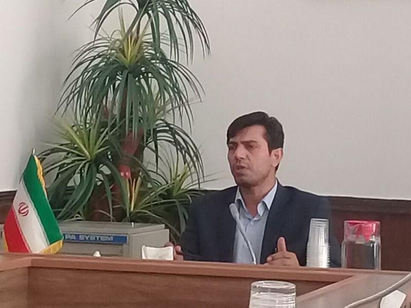 مدیرکل اجتماعی استانداری کرمانشاه