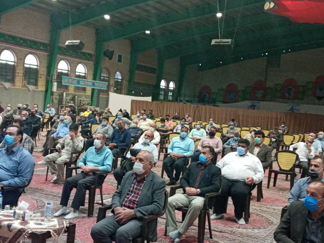 نشست اصنف خمینی شهر