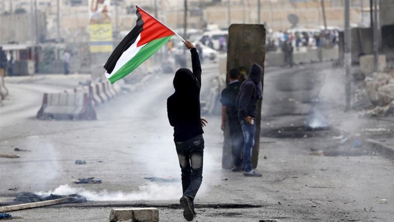 اعتراضات فلسطینیان