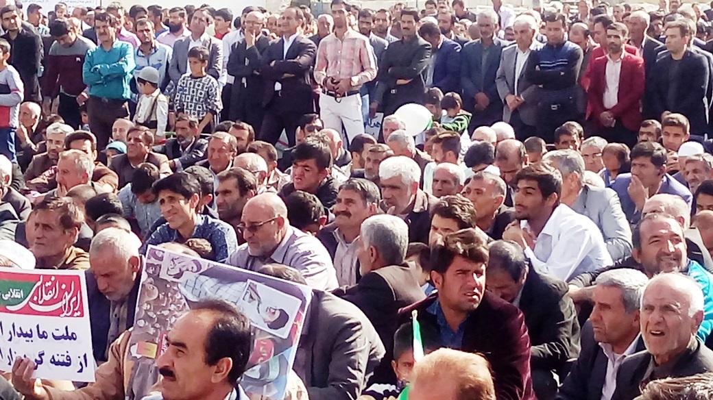 راهپیمایی 22 بهمن چرام (25)