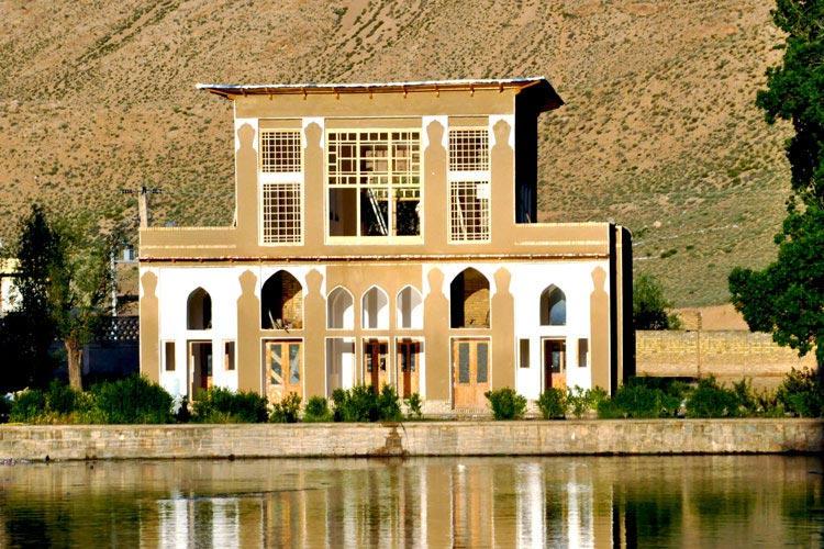 عمارت چشمه علی