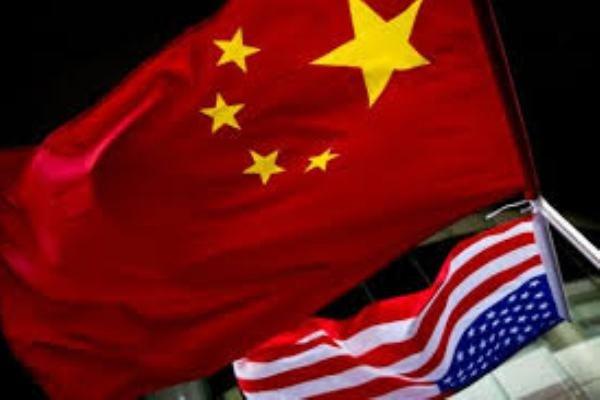 چین آمریکا