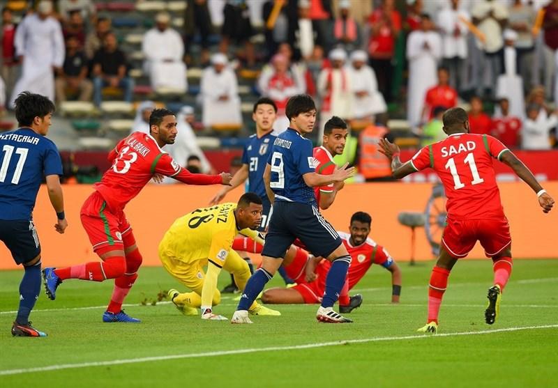 بازی ژاپن و عمان