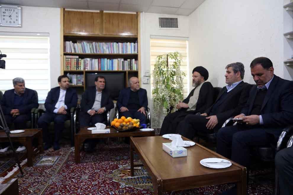 سفر وزیر نفت به یاسوج (4)