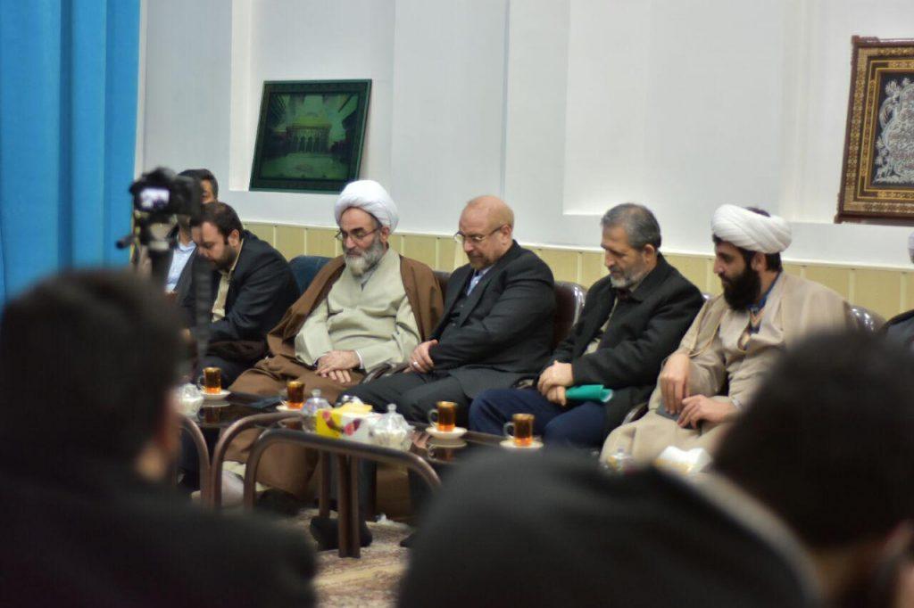 آیت الله فلاحتی در دیدار با عضو مجمع تشخیص مصلحت نظام1