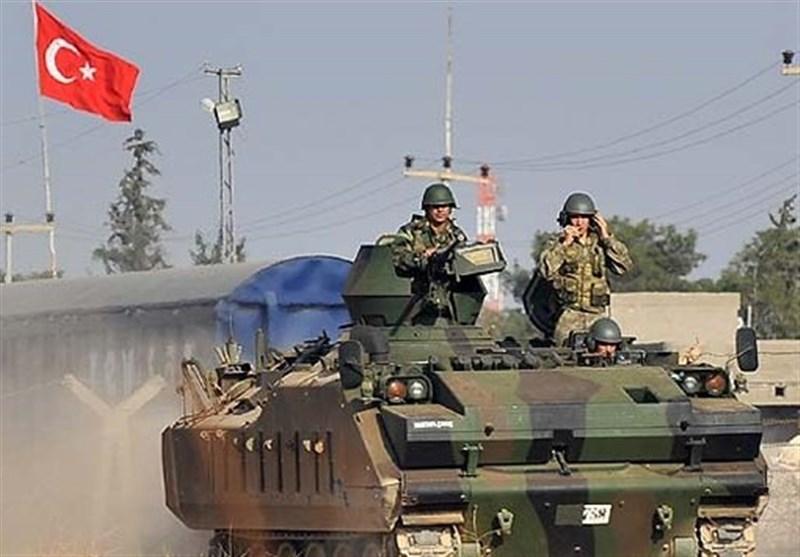آمادگی نیروهای ترکیه برای مقابله با پ ک ک