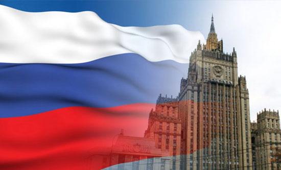 دیپلمات های روسیه