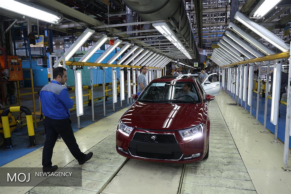 خودروهای  تولیدی