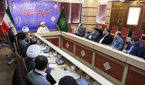 رئیس شورای هماهنگی تبلیغات اسلامی گیلان2