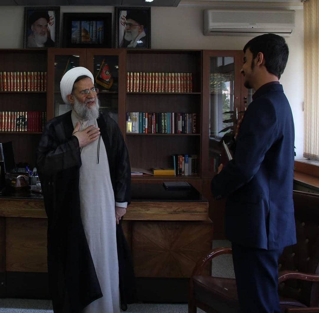 حجت الاسلام والمسلمین محمد حسنی