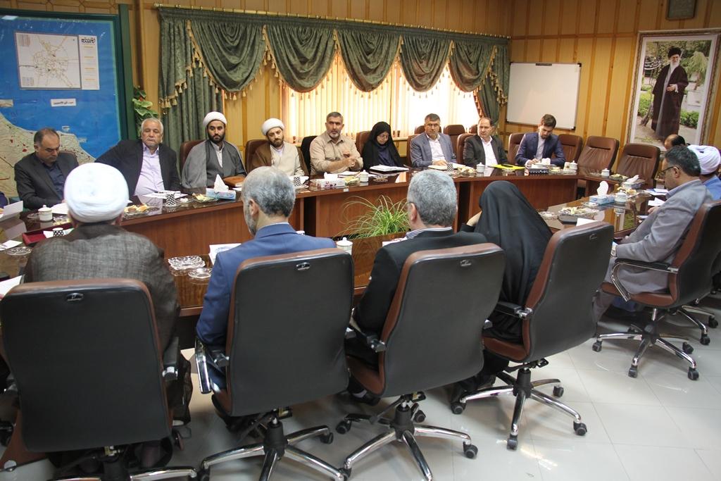 جلسه کمیسیون اقوام، فرق و مذاهب استان گیلان