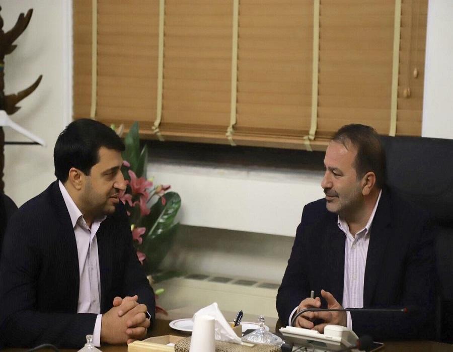 امضای تفاهم نامه میان استاندار و کمیته امداد فارس 2
