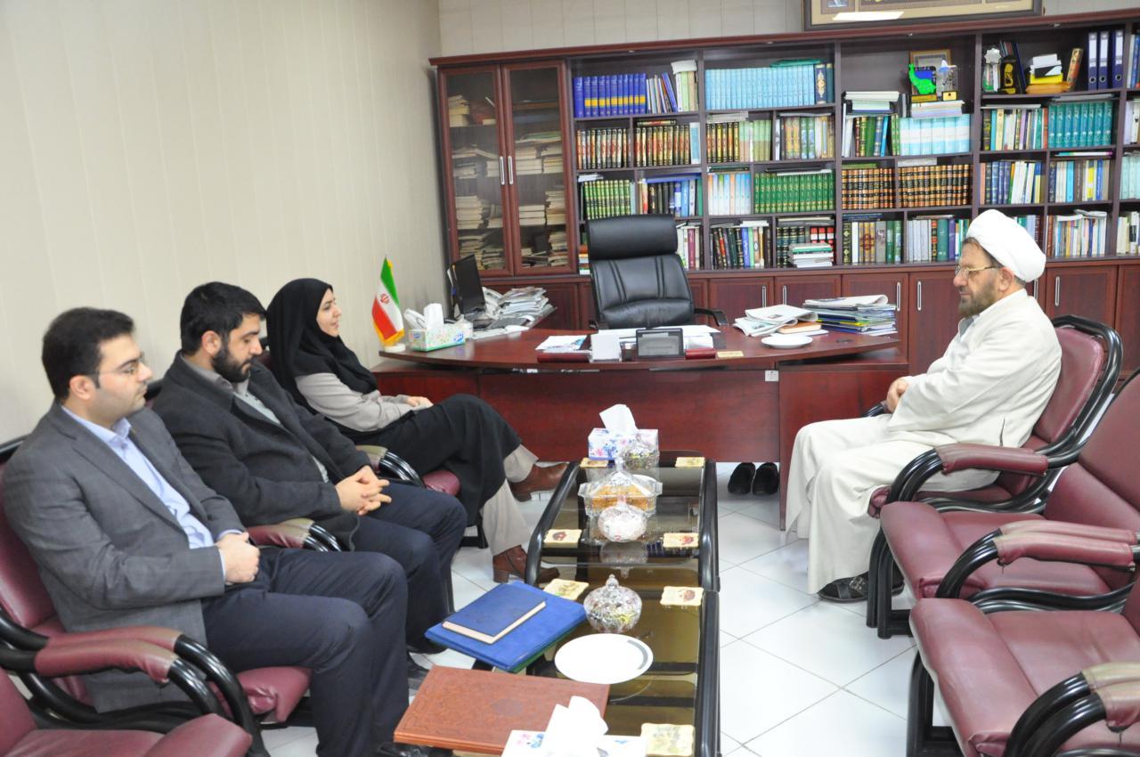 امضاء تفاهم نامه همکاری میان کتابخانه های عمومی گیلان و سازمان تبلیغات اسلامی 1