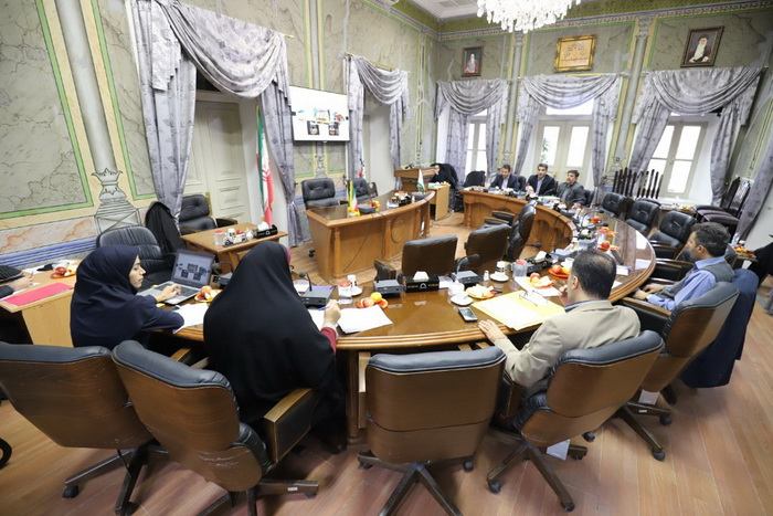 کمیسیون برنامه و بودجه شورای شهر رشت2