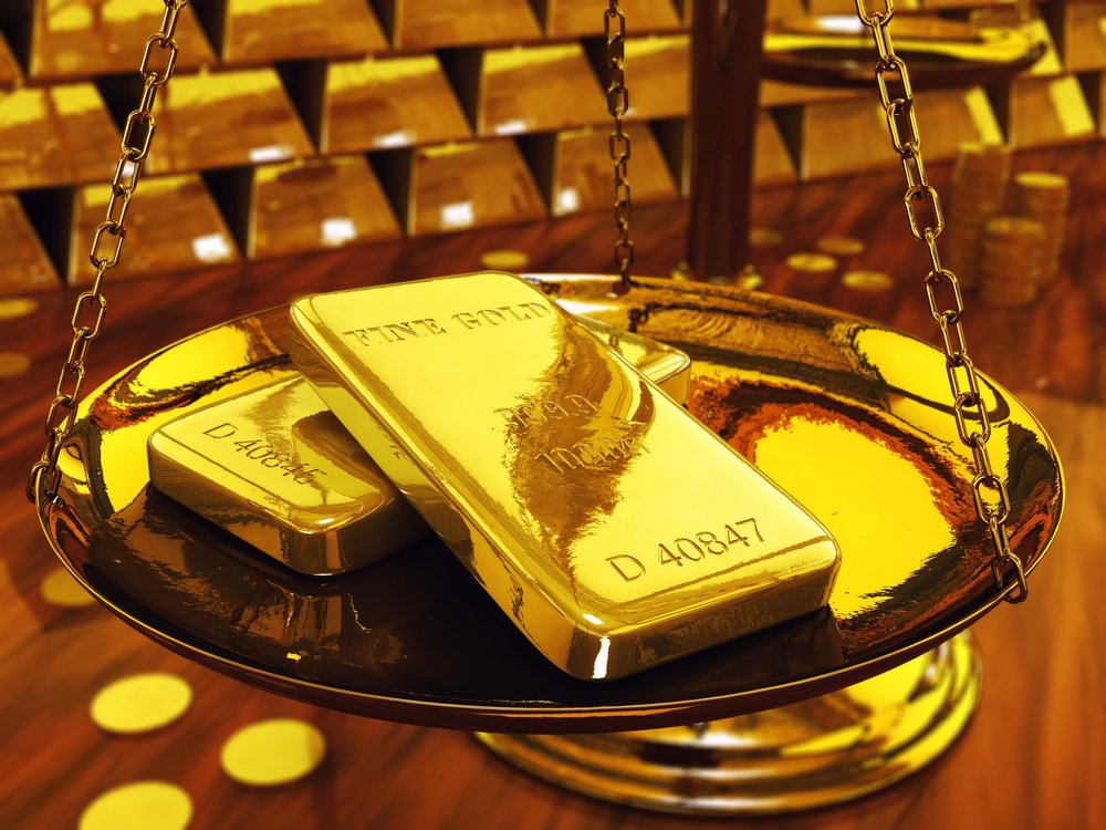 قیمت جهانی طلا