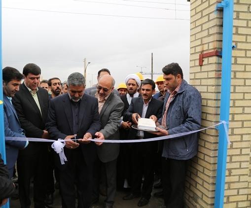 افتتاح در قهجاورستان