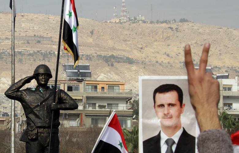 سوریه اسد
